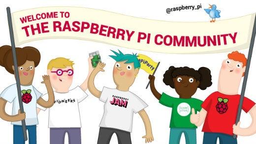 How to run a Raspberry Pi meetup
