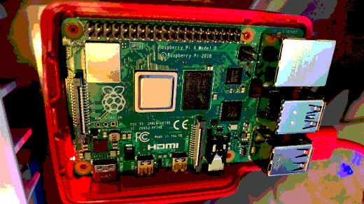 Unboxing the Raspberry Pi 4