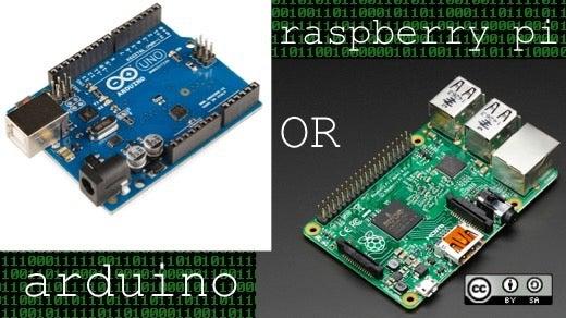 Open hardware guru answers arduino or raspberry pi