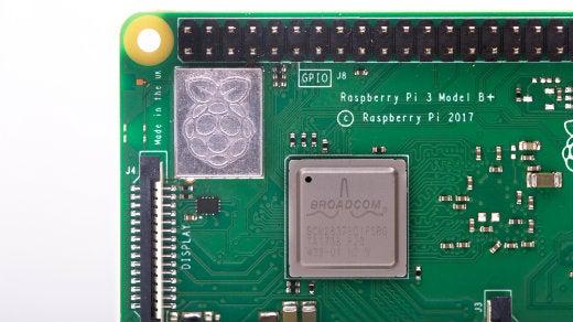 Meet the Raspberry Pi 3 Model B+