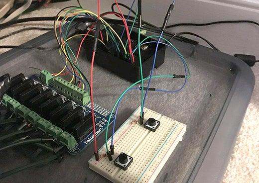 LightShowPi wiring