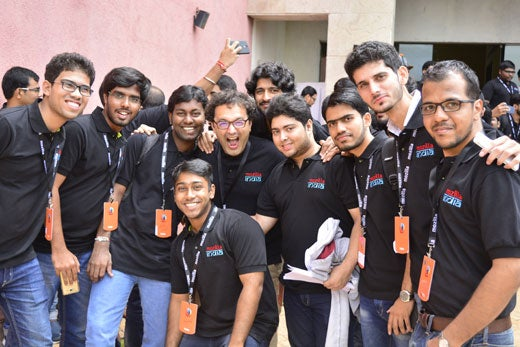 India Mozilla meetup 2016