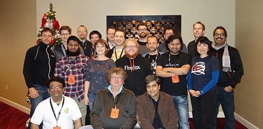 Mozilla's Coincidental Work Week in Portland