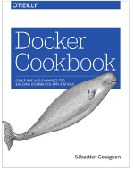 Docker Cookbook book cover