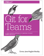 Git for Teams book cover
