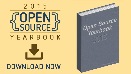 2015 Open Source Yearbook download now