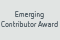 Emerging Contributor Award 2015