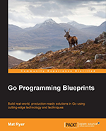 Go Programming Blueprints book cover