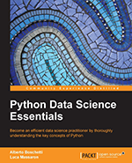 Python Data Science Essentials book cover