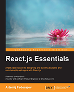 React.js Essentials book cover