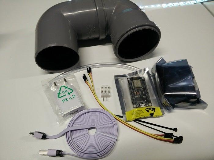 How to build a smog sensor with a ESP8266 microcontroller