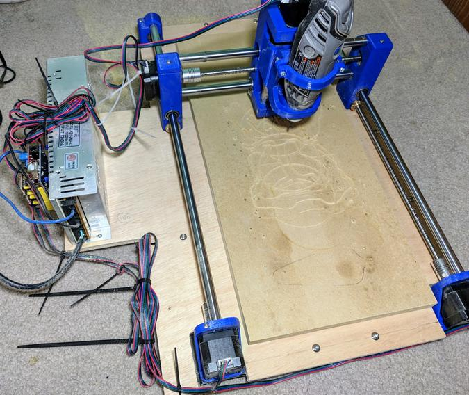 CNC milling with open source software | Opensource com