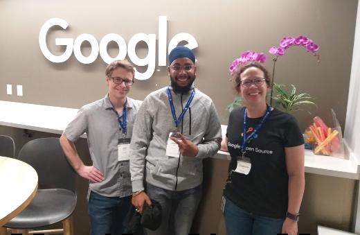 Joshua Simmons Jaskirat Singh Stephanie Taylor at Google