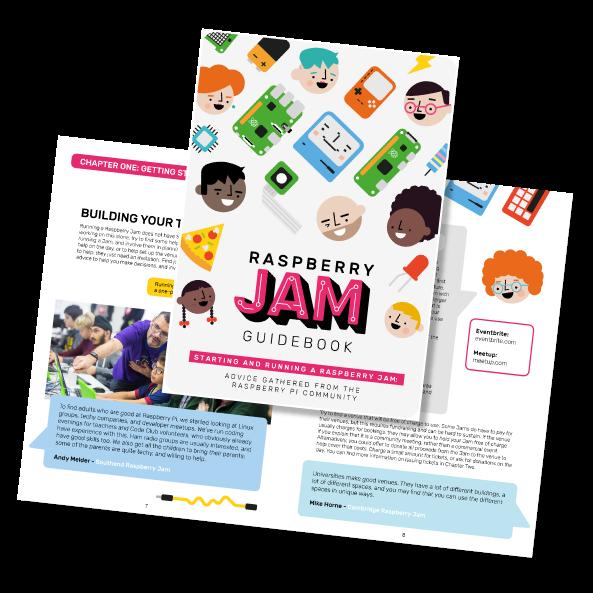 Raspberry Jam Guide