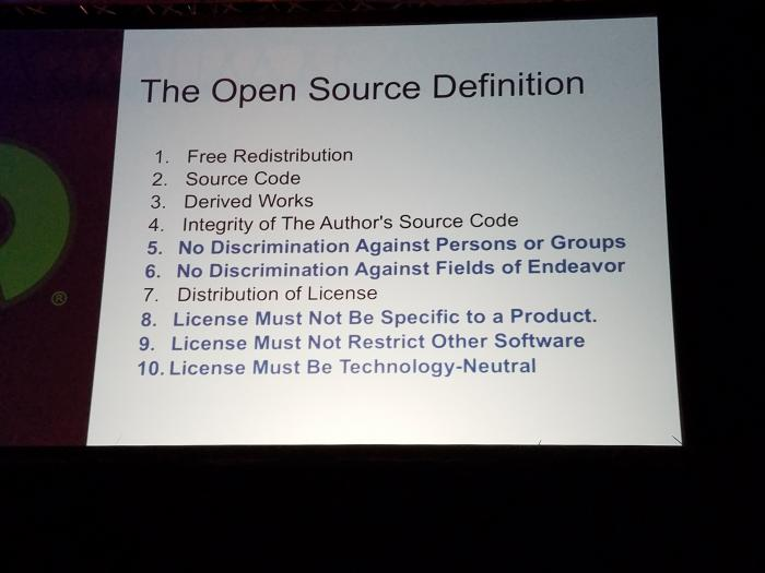 10 parts of the open source definition