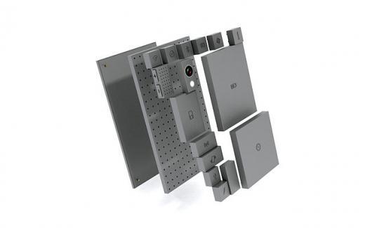 Picture of Phonebloks set of modules