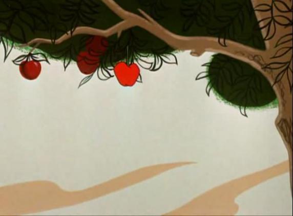 A Looney Tunes tree
