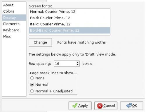 Writing screenplays with Linux and open source tools