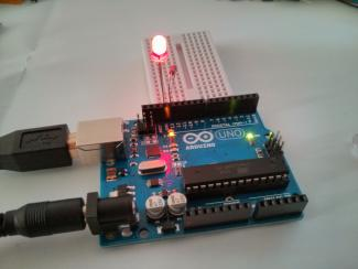 Arduino starter pack - LED blinking