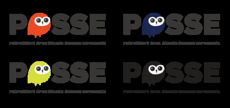 POSSE logo colors