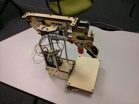 Printrbot Simple Kit - 3D Printer - Assembled