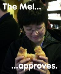 The Mel approves