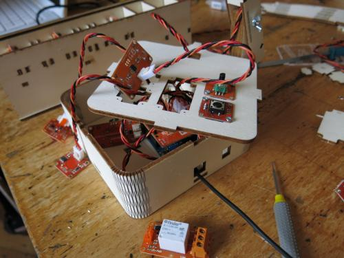 Arduino and the light 1