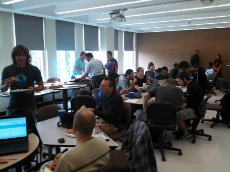 Hackathon on Rare Diseases at SUNY Albany September 14 2013