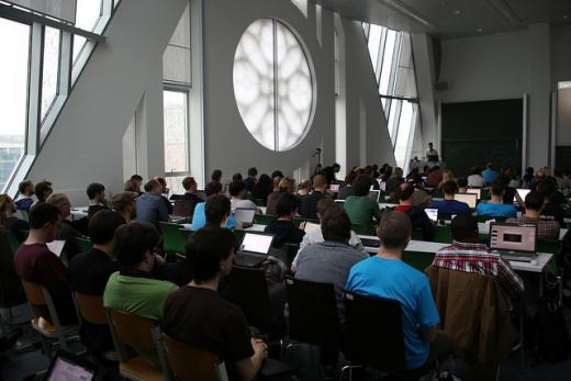 Libre Graphics Meeting talk 2014