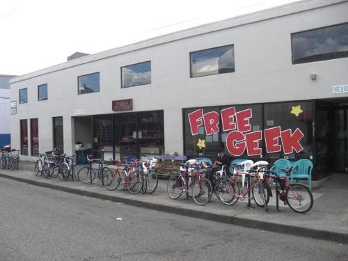Free Geek headquarters