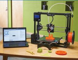 LulzBot TAZ 2 3D Printer