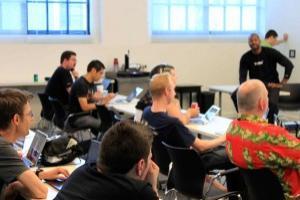 Tizen Devlab and Hack