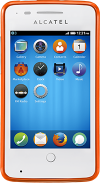onetouch Fire: Firefox OS on mobile