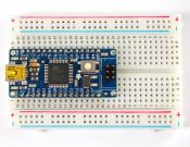 ATMEGA328P MCU IC with Arduino UNO Bootloader