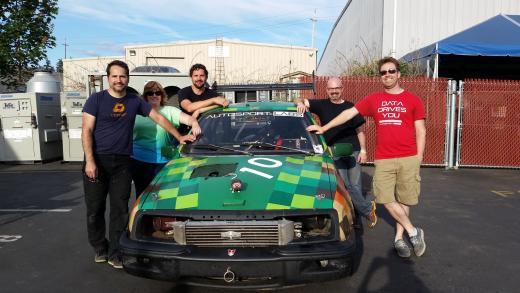 Autosports Lab team