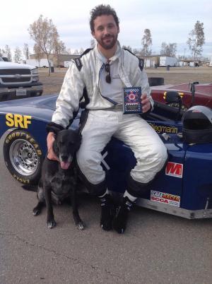 Autosports Lab helps Andrew Stiegmann win trophy