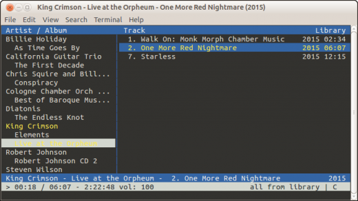 3 command-line music players for Linux | Opensource com