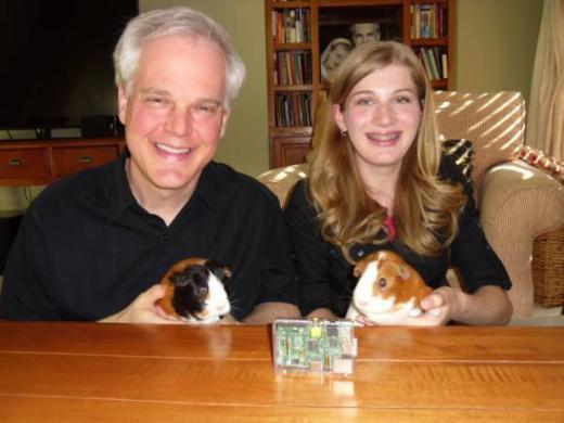 Dave and Lauren Egts