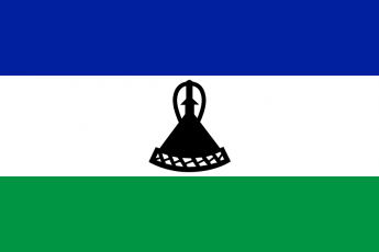 Flag of Lesotho
