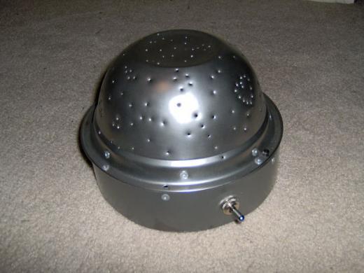 LED planetarium