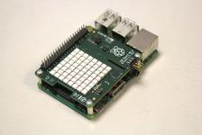 Raspberry Pi Sense HAT add-on board