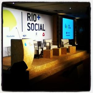 Rio + Social