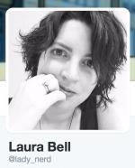 Laura Bell SafeStack headshot Twitter