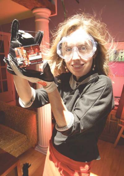 Jenn Karson, Vermont Makers