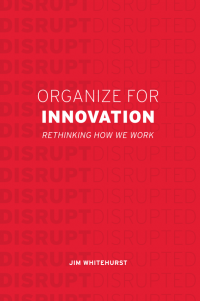 organize for innovation front cover