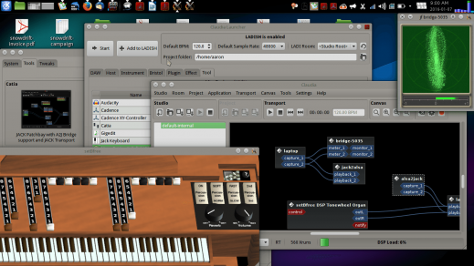 KXStudio screenshot