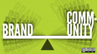 brand vs community