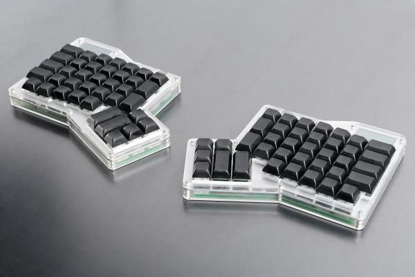 Image Club Infinity ErgoDox split keyboard