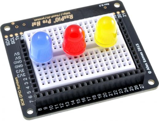 1c27e0b5b1b Adafruit Capacitive Touch HAT. Adafruit make some great boards for the  Raspberry Pi ...