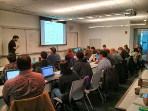 openstack workshop at SUNY Albany OSF 3